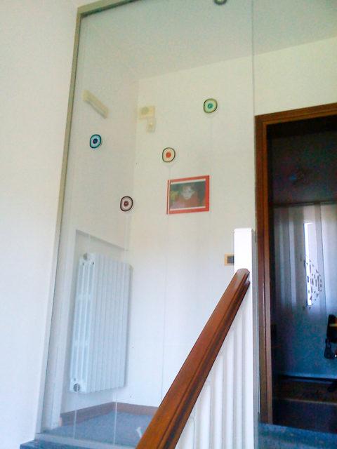 Parapetto Decorato con Murrine