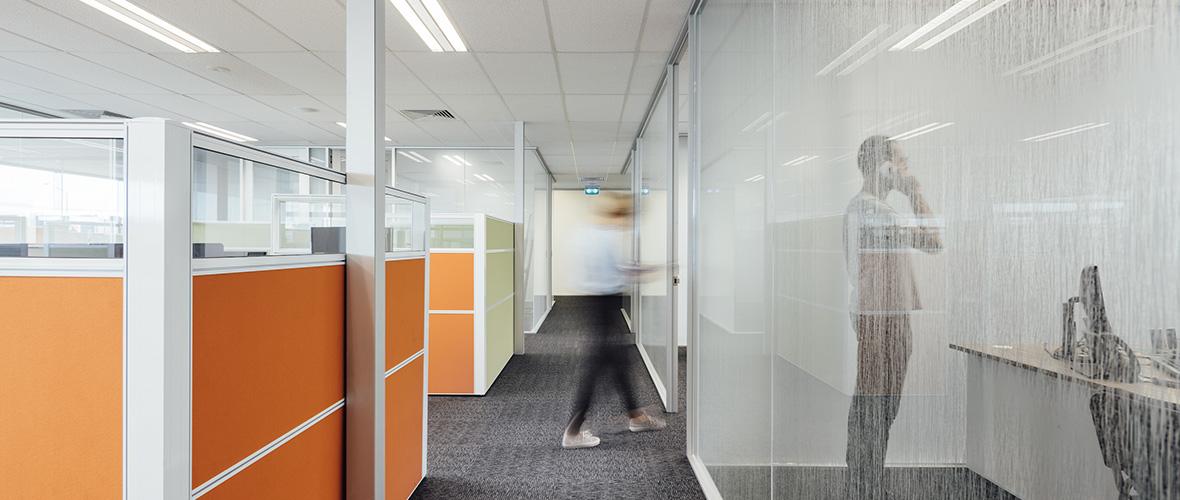 soluzioni aziendali in vetro